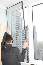 Замена стеклопакета на окне