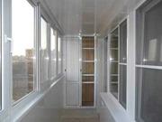 Балкон под ключ. Низкие цены