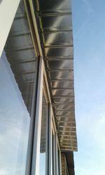 Крыша на пластиковый балкон