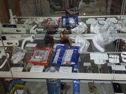 Комплектующие (фурнитура) для пластиковых окон и дверей