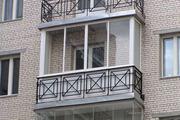 Остекление утепление балкона +77273670922